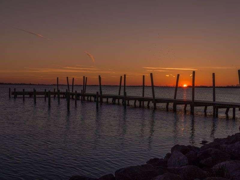 Aalsmeer bay