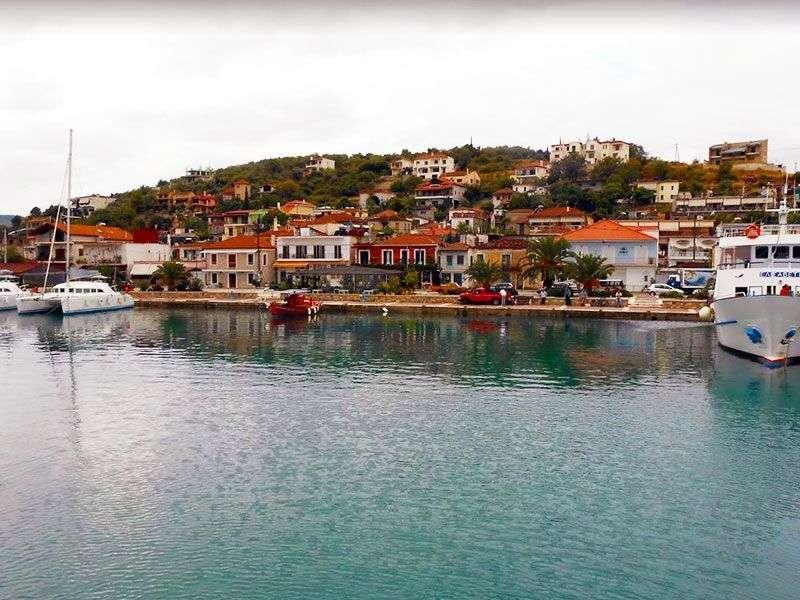 Achillio boat tours