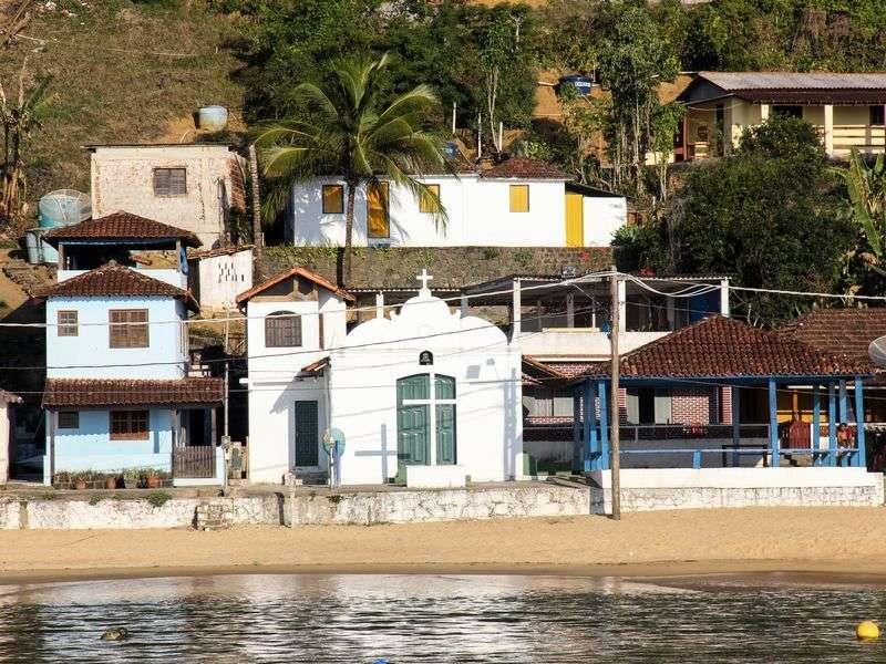 Angra dos Reis yacht vacation