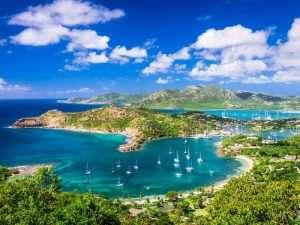 Antigua bay