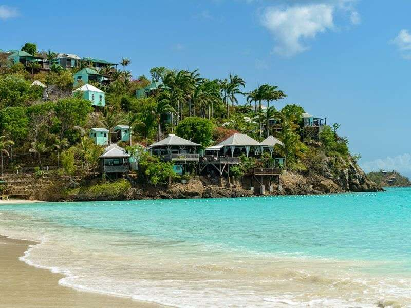 Antigua yacht vacation
