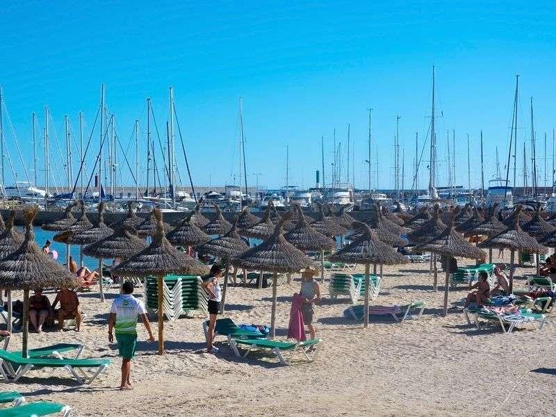 Beach of Can Pastilla