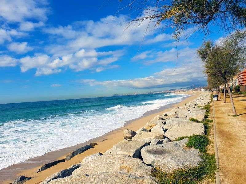 Beach of El Masnou
