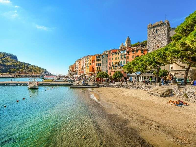 what to see in Liguria