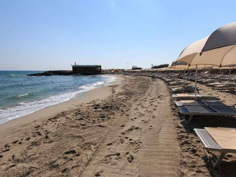Beach of San Foca