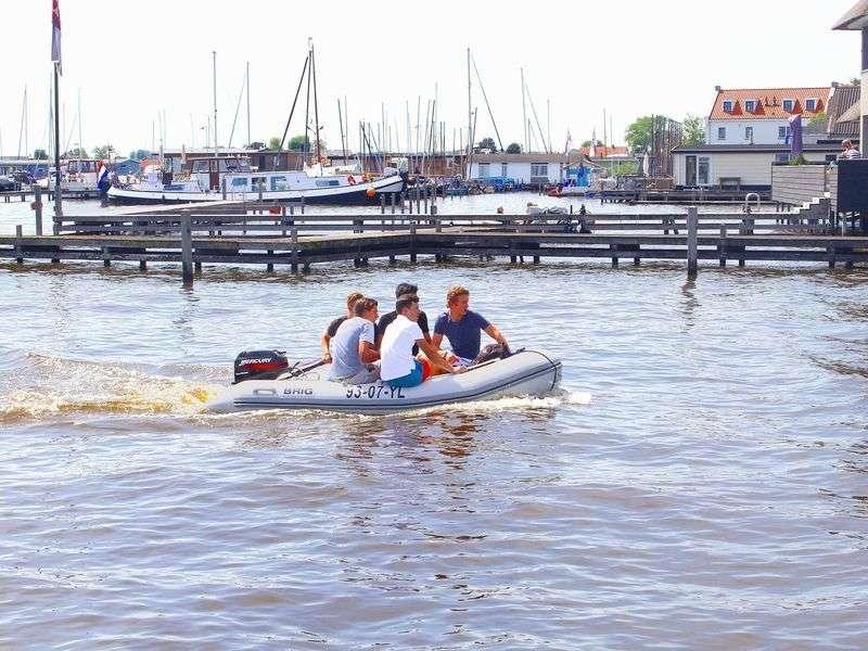 Boat in Loosdrecht