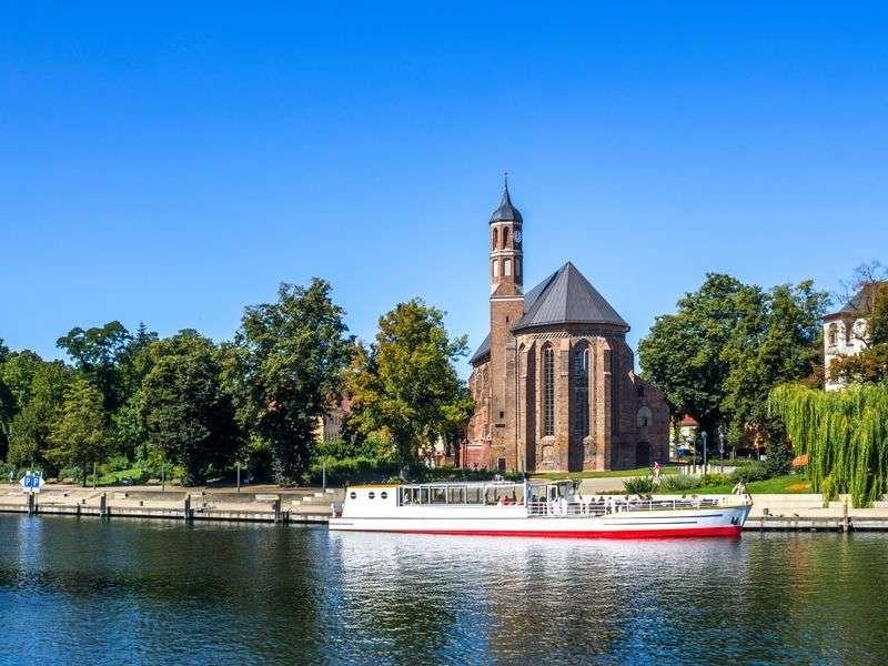 Boat in Werder