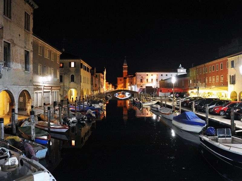 Boating in Chioggia