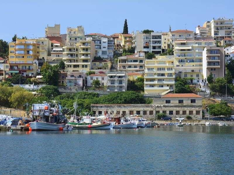 Boating in Perigiali