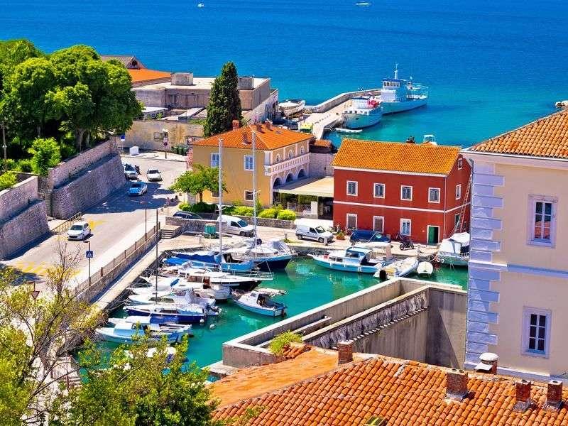 Boating in Zadar