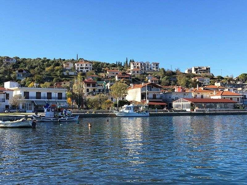 Boats in Achillio