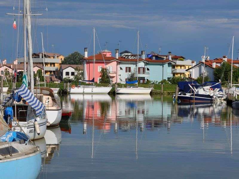 Boats in Caorle