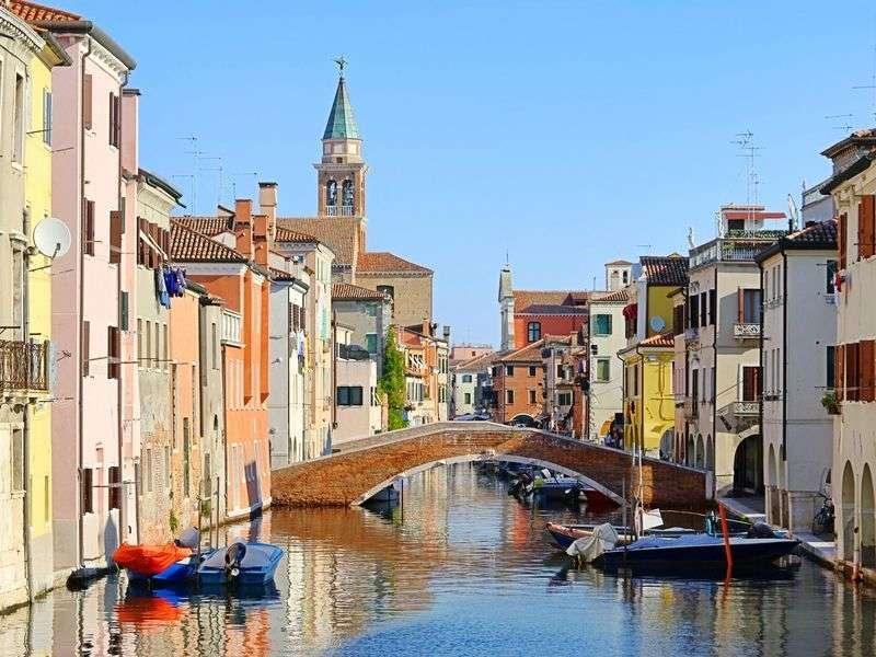 Boats in Chioggia