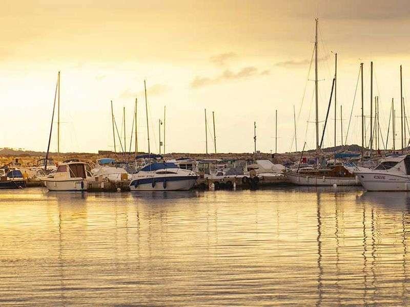Boats in Cogolin
