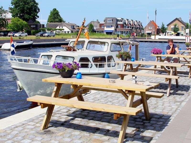 Boats in Loosdrecht