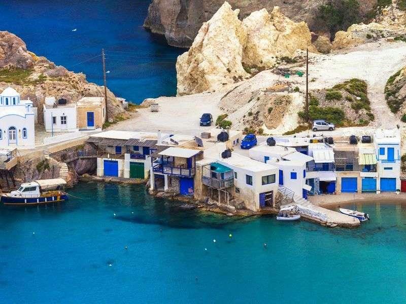 beaches in Aegean sea
