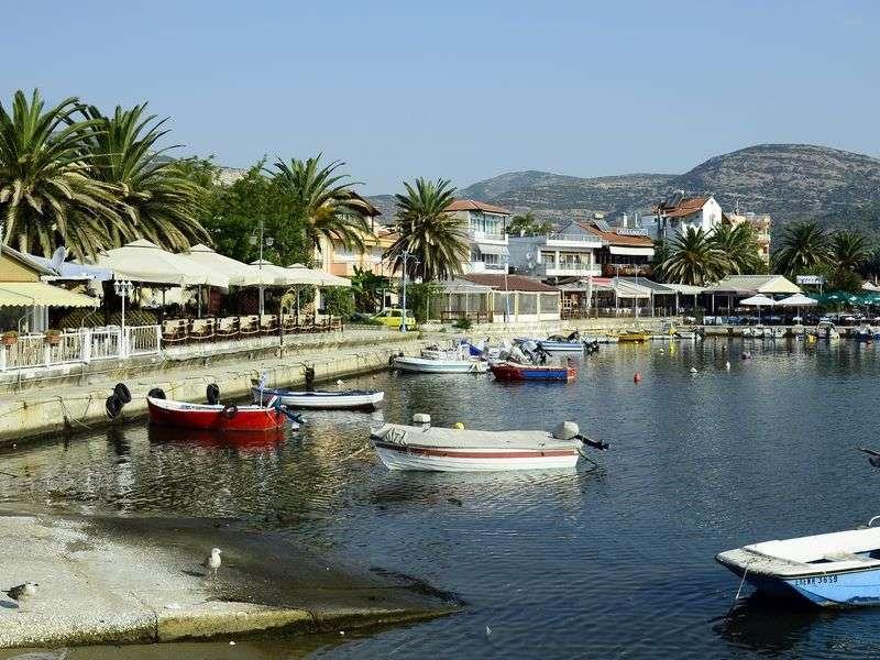Boats in Perigiali