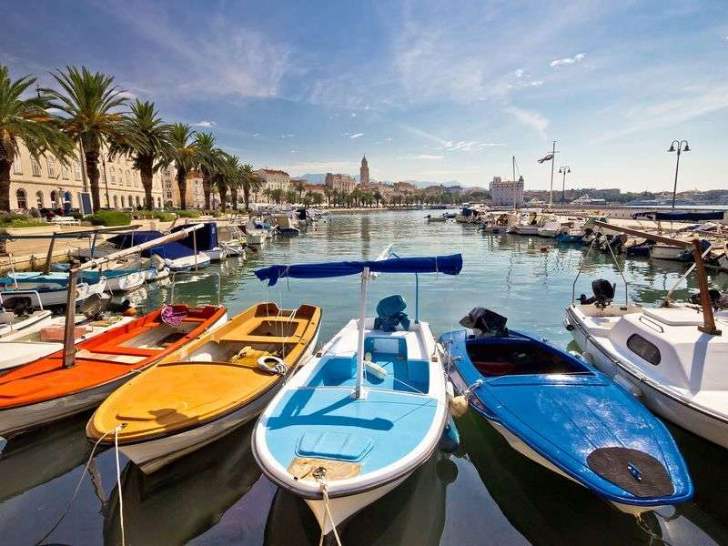 what to see in Dalmatia