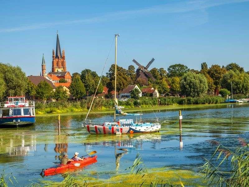 Boats in Werder