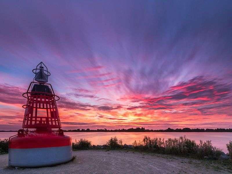 Coast of Aalsmeer