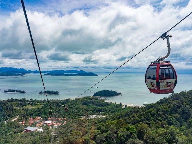Coast of Langkawi