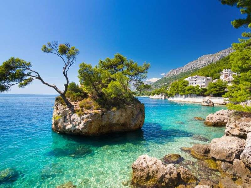 Coast of Makarska