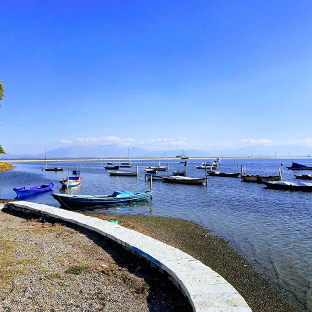 Coast of Messolonghi