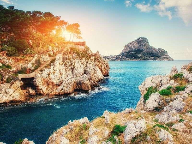 Coast of Milazzo