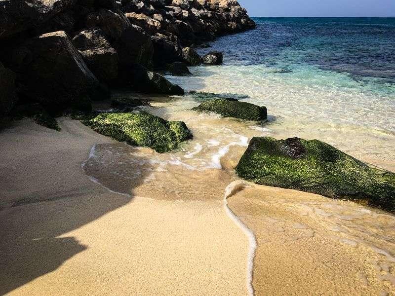 Coast of Palmeira