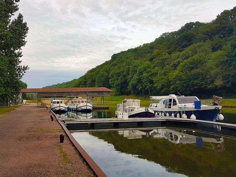 Corbigny boat tours