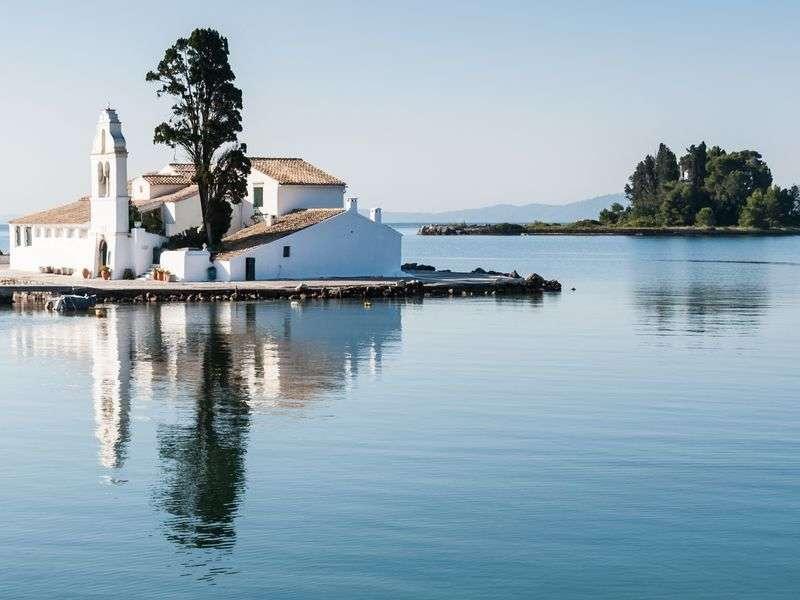 Corfu yacht vacation