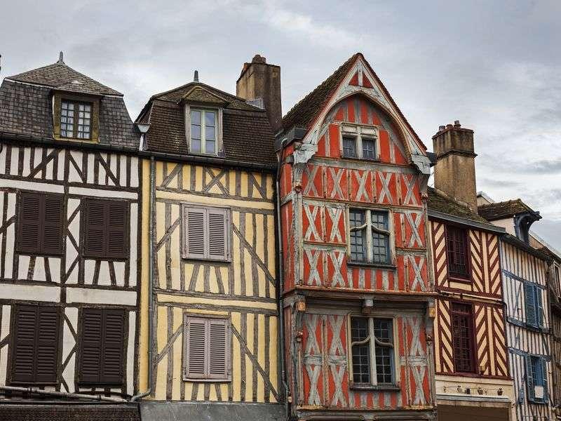 Culture sailing in Auxerre
