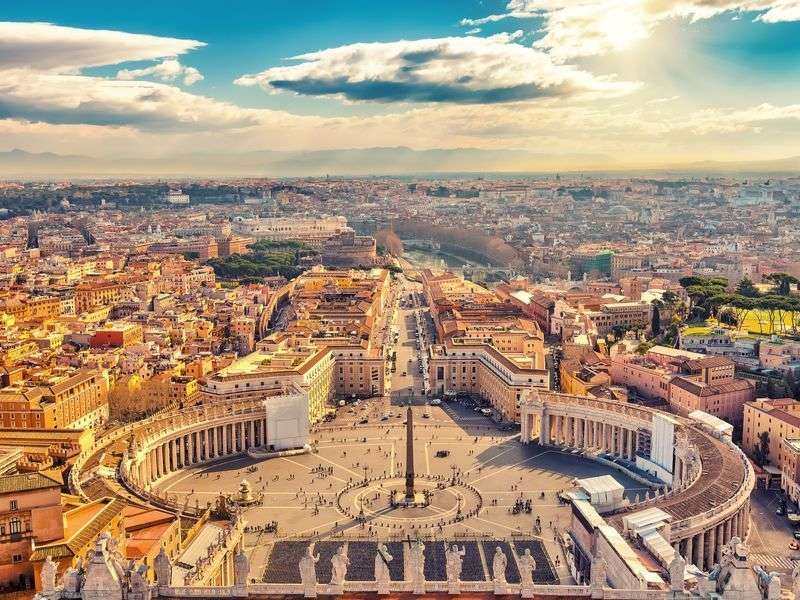 Culture sailing in Rome