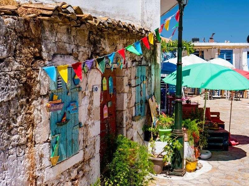 Culture sailing in Zakynthos