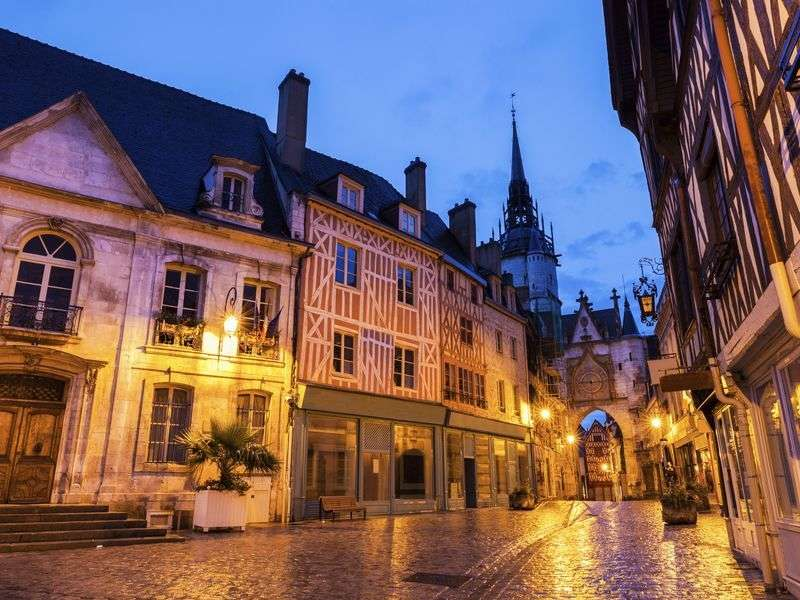 Holidays in Auxerre