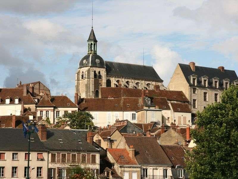 Holidays in Joigny