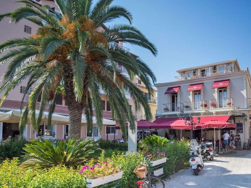 Holidays in Lefkada
