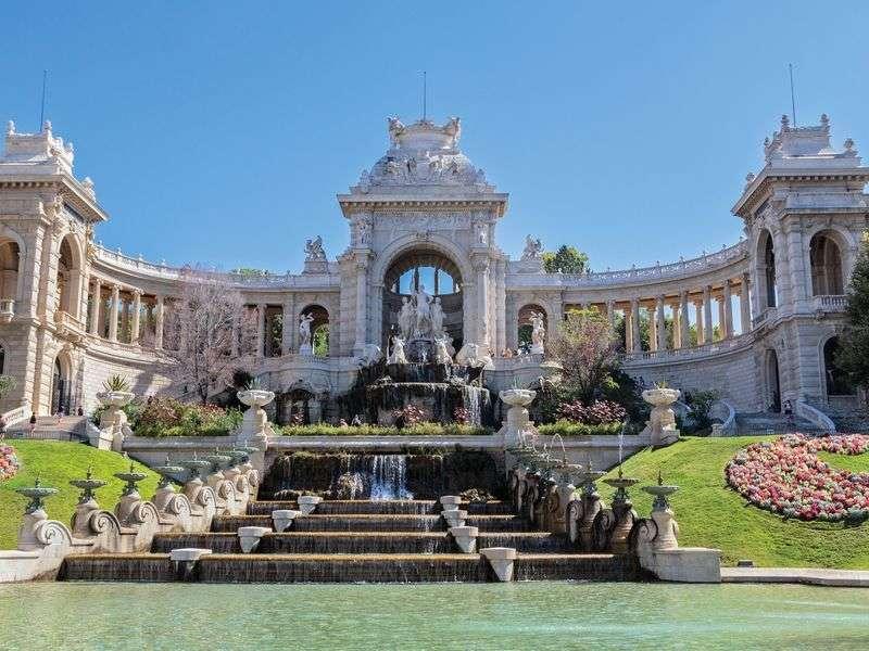 Holidays in Marseille