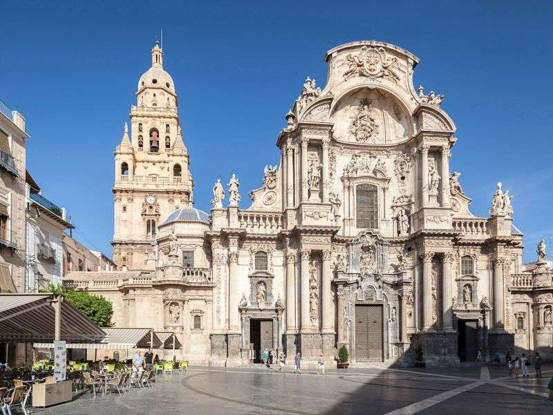Holidays in Murcia