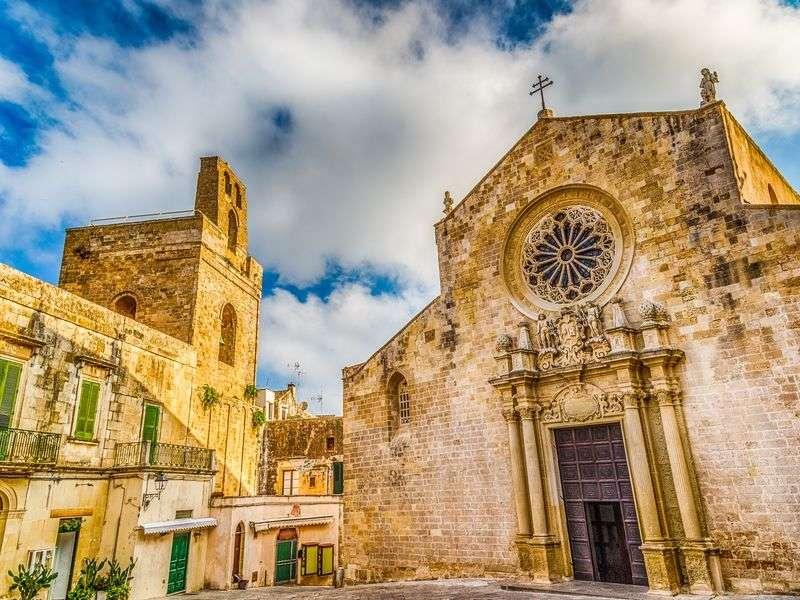 Holidays in Otranto