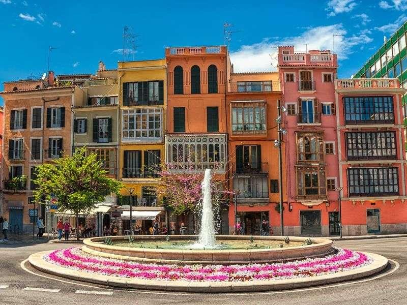 Holidays in Palma de Mallorca