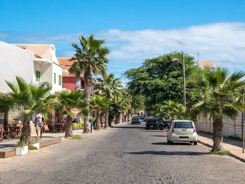 Holidays in Palmeira
