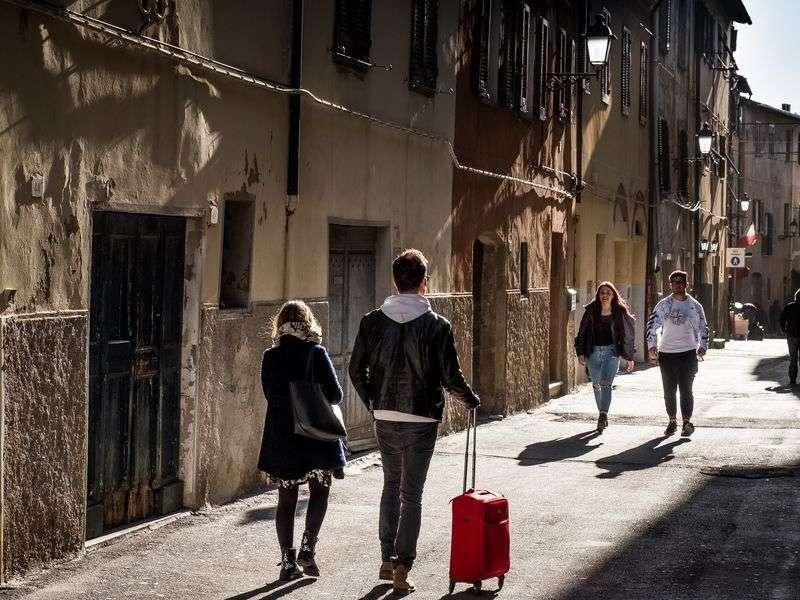 Holidays in Piombino