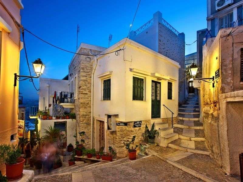 Holidays in Syros