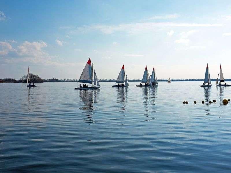 Loosdrecht sailing trips