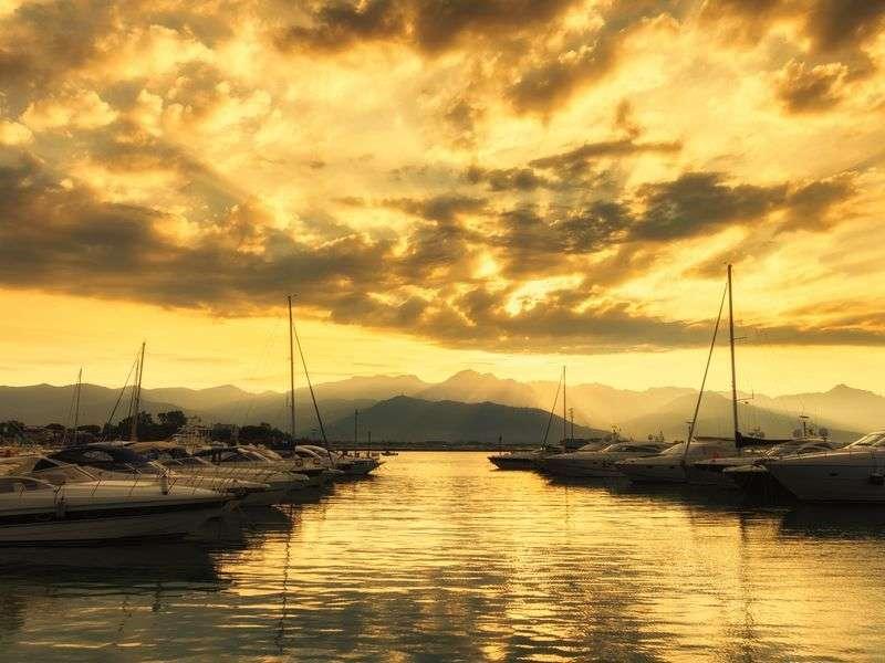 Marina in Bocca di Magra
