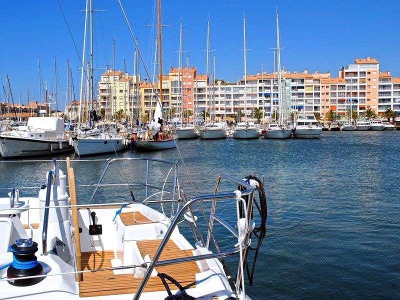 Marina in Hyeres