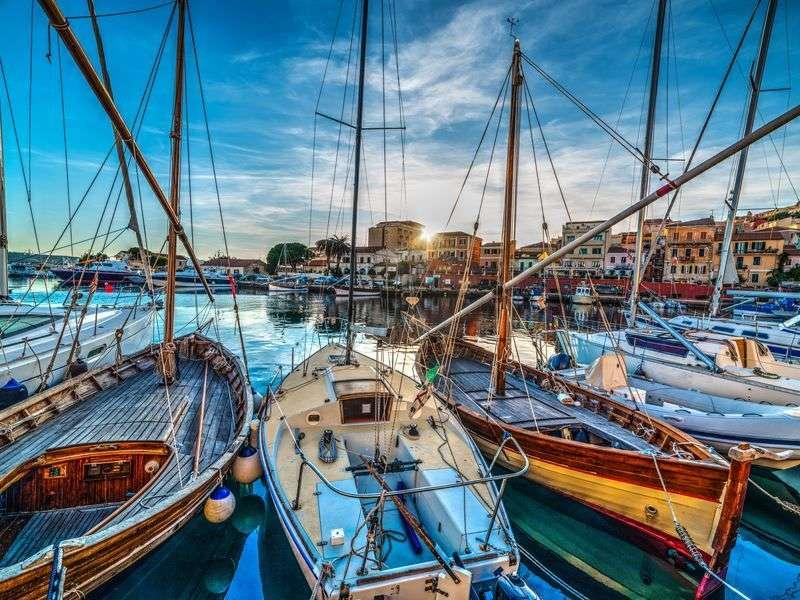 Sail in Sardinia