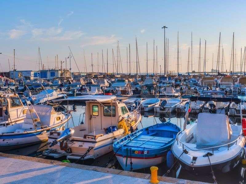 Marina in Livorno