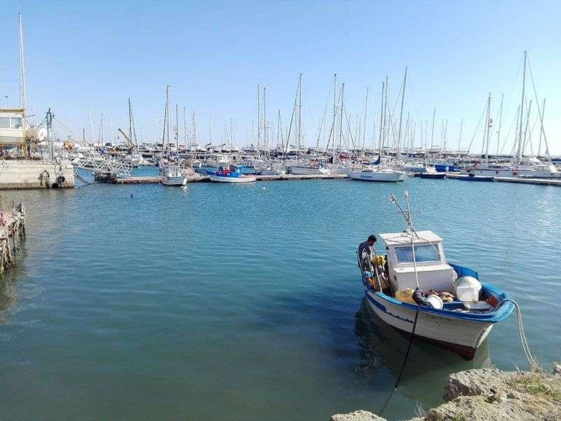 Marina in Marsala Marina